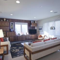 Eastside Cottage living area