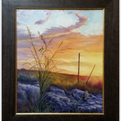 Dawn's Herald by Susan Rose / 20 x 24, oil on canvas / Retail value: $1,100