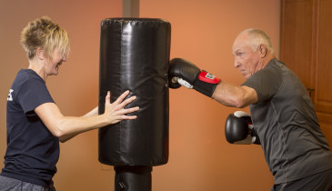Parkinson's program community resource