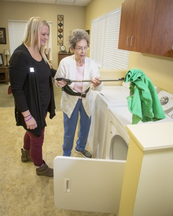 Our staff provides individualized care for each guest.